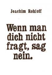 """Zum Buch """"Wenn man dich..."""" von Joachim Rohloff für 12,30 € gehen."""