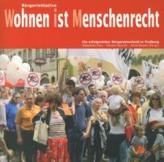 """Zum Buch """"Wohnen ist Menschenrecht"""" von Sebastian Klus, Günter Rausch und Anne Reyers (Hrsg) für 10,00 € gehen."""