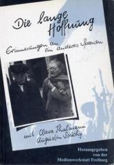 """Zum Buch """"Die lange Hoffnung"""" von Medienwerkstatt Freiburg (Hrsg.) für 12,00 € gehen."""