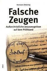 """Zum Buch """"Falsche Zeugen"""" von Hermann Detering für 19,00 € gehen."""