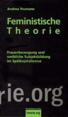 """Zum Buch """"Feministische Theorie"""" von Andrea Trumann für 10,00 € gehen."""