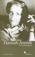 """Zum Buch """"Hannah Arendt"""" von Popp und Alexandra für 12,80 € gehen."""