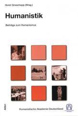 """Zum Buch """"Humanistik"""" von Horst Groschopp (Hrsg.) für 22,00 € gehen."""
