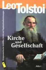 """Zum Buch """"Kirche und Gesellschaft"""" von Leo Tolstoi für 13,00 € gehen."""