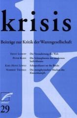 """Zum Buch """"krisis 29"""" für 10,00 € gehen."""
