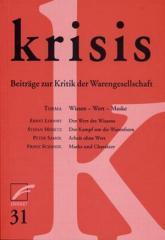 """Zum Buch """"Krisis 31"""" von Förderverein Krisis für 10,00 € gehen."""