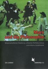 """Zum Buch """"Marx und die Philosophie"""" von Urs Lindner für 29,80 € gehen."""