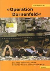 """Zum Buch """"Operation Dornenfeld"""" von Tanya Reinhart für 14,00 € gehen."""