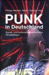 """Zum Buch """"Punk in Deutschland"""" von Philipp Meinert und Martin Seeliger (Hrsg.) für 29,99 € gehen."""