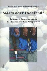 """Zum Buch """"Salam oder Dschihad?"""" von Clara Reinsdorf und Paul Reinsdorf (Hrsg.) für 12,00 € gehen."""