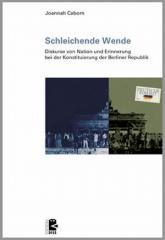 """Zum Buch """"Schleichende Wende"""" von Joannah Caborn für 24,00 € gehen."""