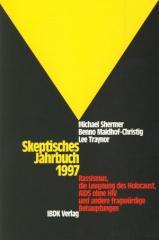 """Zum Buch """"Skeptisches Jahrbuch I"""" von Michael Shermer, Benno Maidhof-Christig und Lee Traynor (Hrsg.) für 15,00 € gehen."""