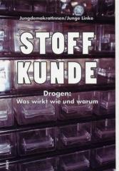"""Zum Buch """"Stoffkunde"""" von JungdemokratInnen/Junge Linke (Hrsg.) für 7,00 € gehen."""