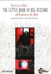 """Zum Buch """"The Little Book of Big Visions"""" von Sandrine Micosse-Aikins / Sharon Dodua Otoo (Hg.) für 14,80 € gehen."""