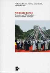 """Zum Buch """"Völkische Bande"""" von Heiko Kauffmann, Helmut Kellershohn und Jobst Paul (Hrsg.) für 18,00 € gehen."""