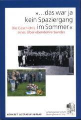 """Zum Buch """"... das war ja kein Spaziergang im Sommer"""" von Arbeitsgemeinschaft Neuengamme e.V. für 12,00 € gehen."""