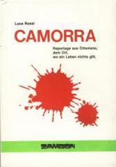 """Zum/zur  Buch """"Camorra"""" von Luca Rossi für 7,80 € gehen."""