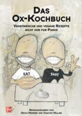 """Zum Buch """"Das Ox-Kochbuch"""" von Uschi Herzer und Joachim Hiller (Hg.) für 9,20 € gehen."""