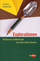 """Zum Buch """"Explorationen"""" von Georg  Fülberth für 13,90 € gehen."""