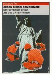 """Zum Buch """"Gegen die(se) Demokratie"""" von Massimo Fini für 10,00 € gehen."""