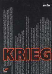 """Zum Buch """"Krieg"""" von jour fixe initiative berlin (Hrsg.) für 16,00 € gehen."""