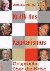 """Zum Buch """"Kritik des Kapitalismus"""" von Christian Stenner (Hrsg) für 15,90 € gehen."""