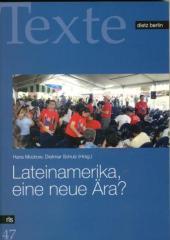 """Zum Buch """"Lateinamerika, eine neue Ära?"""" von Hans Modrow und Dietmar Schulz (Hrsg.) für 14,90 € gehen."""