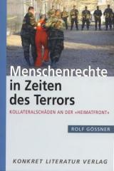 """Zum Buch """"Menschenrechte in Zeiten des Terrors"""" von Rolf Gössner für 17,00 € gehen."""