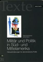 """Zum Buch """"Militär und Politik in Süd- und Mittelamerika"""" von Raimund Krämer und Armin Kuhn für 9,90 € gehen."""