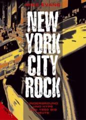"""Zum Buch """"New York City Rock"""" von Mike Evans für 14,90 € gehen."""