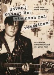 """Zum Buch """"Satan, kannst du mir noch mal verzeihen"""" von Anne Hahn und Frank Willmann für 11,90 € gehen."""
