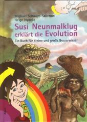 """Zum Buch """"Susi Neunmalklug erklärt die Evolution"""" von Michael Schmidt-Salomon und Helge Nyncke für 13,00 € gehen."""