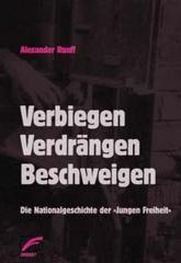 """Zum Buch """"Verbiegen, Verdrängen, Beschweigen."""" von Alexander Ruoff für 14,00 € gehen."""