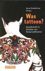 """Zum Buch """"Was tattoon?"""" von Anne Kretschmar für 9,90 € gehen."""
