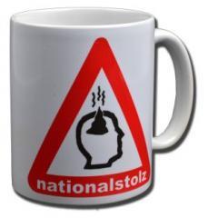 """Zur Tasse """"Nationalstolz"""" für 10,00 € gehen."""