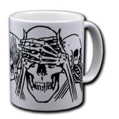 """Zur Tasse """"Skulls"""" für 10,00 € gehen."""