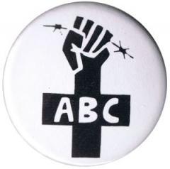 """Zum 25mm Magnet-Button """"ABC-Zeichen"""" für 2,00 € gehen."""