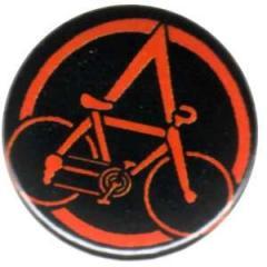"""Zum 25mm Magnet-Button """"Anarchocyclist"""" für 2,00 € gehen."""