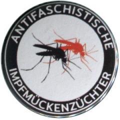 """Zum 25mm Magnet-Button """"Antifaschistische Impfmückenzüchter"""" für 2,00 € gehen."""