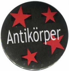 """Zum 25mm Magnet-Button """"Antikörper"""" für 2,00 € gehen."""
