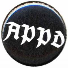 """Zum 25mm Magnet-Button """"APPD"""" für 1,95 € gehen."""