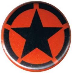 """Zum 25mm Magnet-Button """"Black Star"""" für 2,00 € gehen."""