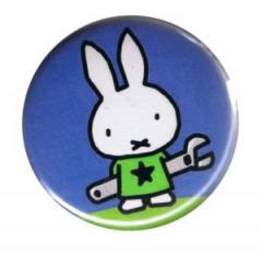 """Zum 25mm Magnet-Button """"Bunny"""" für 1,95 € gehen."""