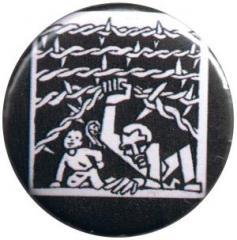 """Zum 25mm Magnet-Button """"Cross Border"""" für 1,95 € gehen."""