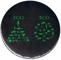 """Zum 25mm Magnet-Button """"Ego - Eco"""" für 2,00 € gehen."""
