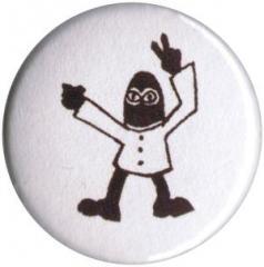 """Zum 25mm Magnet-Button """"EZLN Mann"""" für 2,00 € gehen."""