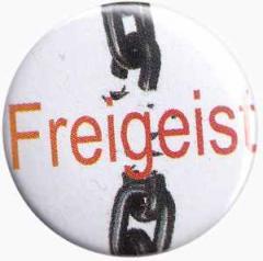 """Zum 25mm Magnet-Button """"Freigeist"""" für 2,00 € gehen."""