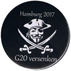 """Zum 25mm Magnet-Button """"G20 versenken"""" für 2,00 € gehen."""
