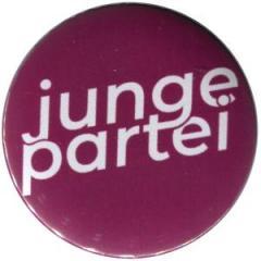 """Zum 25mm Magnet-Button """"Junge Partei"""" für 2,20 € gehen."""