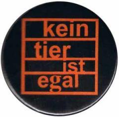 """Zum 25mm Magnet-Button """"Kein Tier ist egal"""" für 1,95 € gehen."""